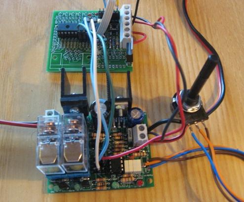 Micro-GT mini con PWM power inverter