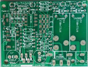 Micro-GT PWM Power Inverter minishield