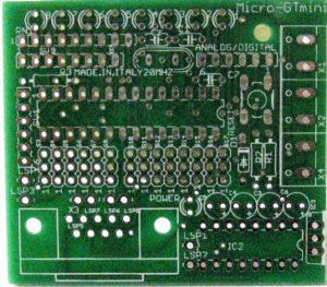 Micro-GT mini PCB