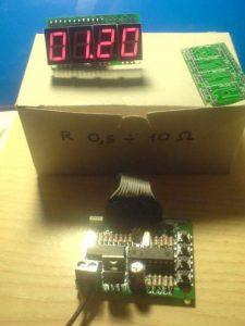 Orologio Micro-GT con display