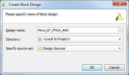 9 - Create block design_