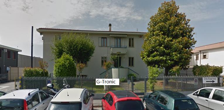 G-Tronic Robotics Didactis Division da gennaio 2019