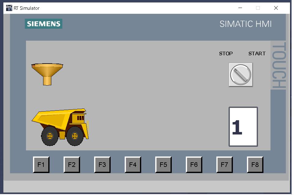 Esercizio animazione camion G-Tronic